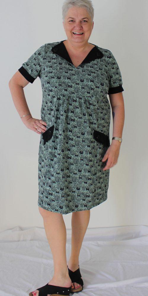 Smart kjole til store piger