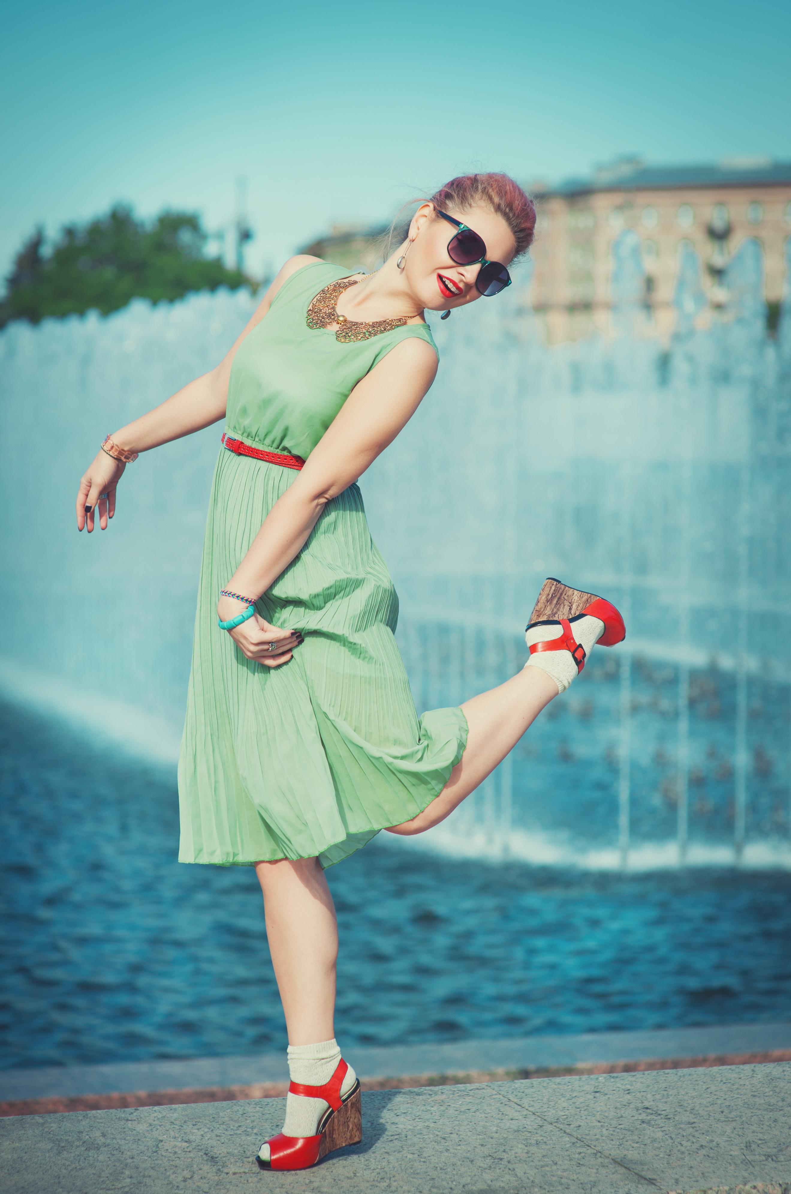 derfor en byViola kjole